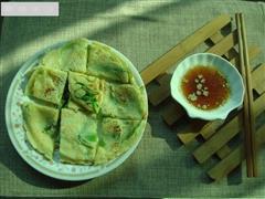 韩国葱煎饼