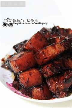 减肥红烧肉
