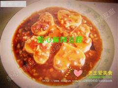 爱心麻辣豆腐