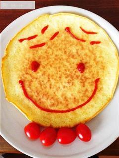 早安-鸡蛋饼先生