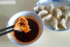 令人欲罢不能的-东北酸菜饺子