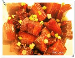 简易版红烧肉
