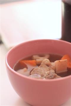 人生第一煲懒女孩的排骨汤