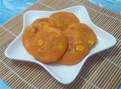 黄金甜心煎饼
