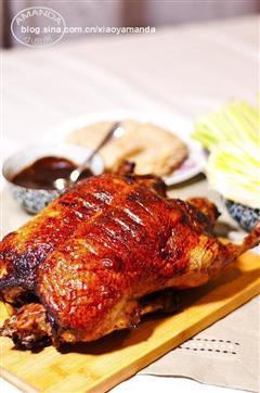 脆皮北京烤鸭