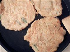土豆胡萝卜煎饼