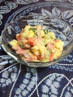 养生版土豆泥沙拉