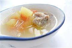 西瓜排骨汤