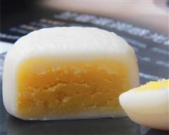 中秋节的时尚宠儿 冰皮月饼