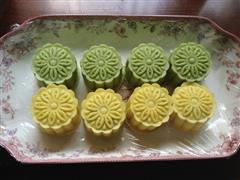 大韩冰皮月饼