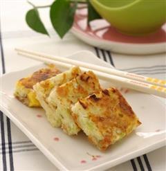 卷心菜土豆泥饼