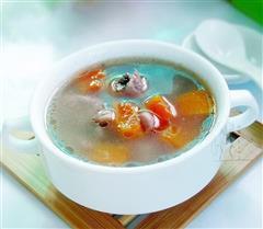 补血养颜-花生木瓜排骨汤