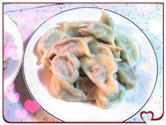 包饺子全步骤,详细多图-三鲜水饺