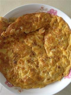 潮汕肉碎鸡蛋煎饼