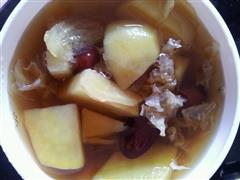 红薯银耳汤