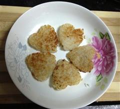 香脆饭团煎饼