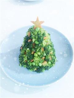 土豆泥圣诞树