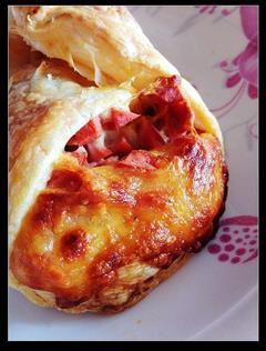 酥皮手卷披萨