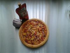 田园风情披萨