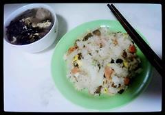 海参蛋炒饭