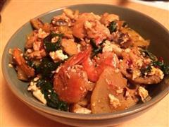 清理冰箱剩菜的好帮手-麻辣香锅
