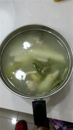 山药土豆排骨汤