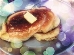 苹果煎饼Apple Sauce Pancake