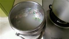皮蛋瘦肉粥