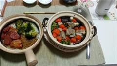 香菇山药排骨汤
