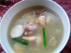 芋艿排骨汤