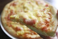 简单版薄底披萨