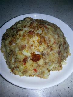 超简易美味土豆泥