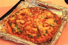 三文鱼披萨Pizza