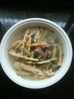 咸笋排骨汤