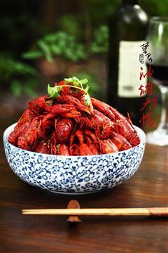 菜男油焖大虾