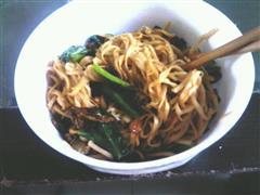川味酸菜炒面