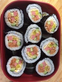 寿司紫菜包饭