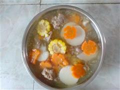 美味营养排骨汤