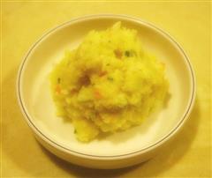 韩国小菜-土豆泥