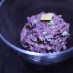 紫色土豆泥