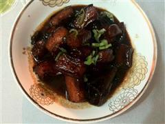 五花东坡红烧肉