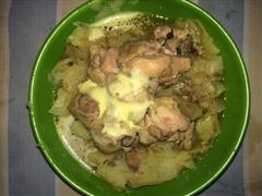 醇香鸡汁土豆泥