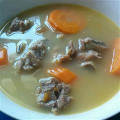 消暑圣品-清补凉排骨汤
