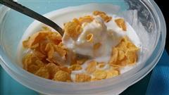 酸奶土豆泥玉米片