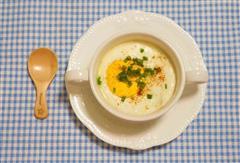 臭豆腐泥炖蛋