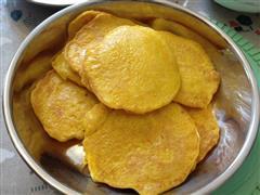香嫩南瓜煎饼