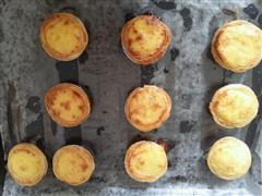 超详细超简单的葡式蛋挞