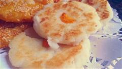 醇香杏仁煎饼