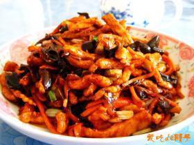 川菜 鱼香肉丝