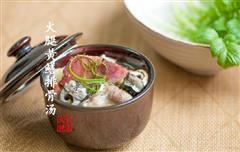 火腿黄鳝排骨汤